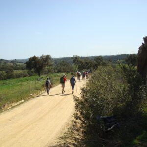 A walk through the glamorous countryside of Alcoutim, overlooking the elegant nature